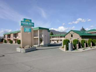 Fortune Motel Kamloops - Exterior view